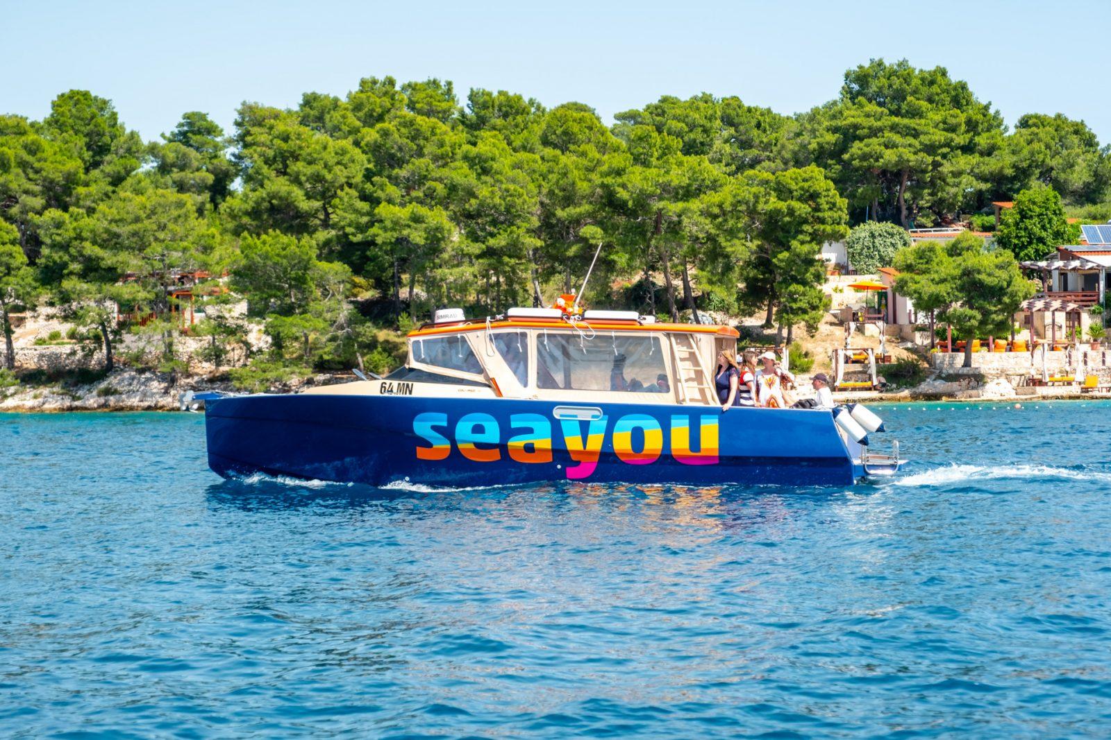 Private boat Tour Split