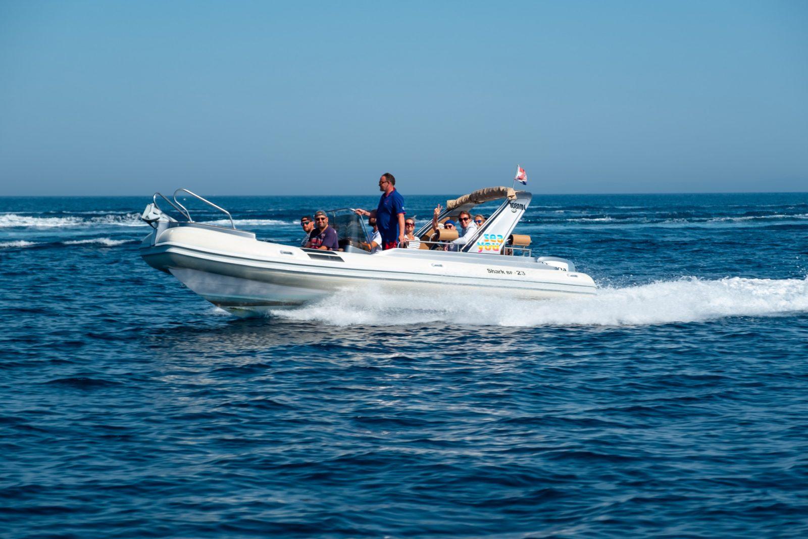 Brac rent a boat