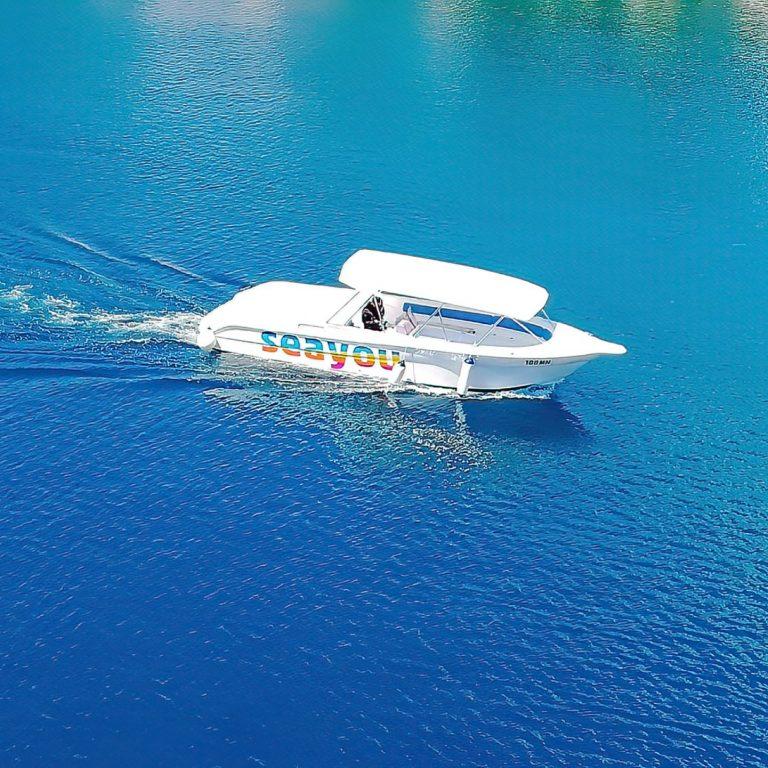 Boat tour to Hvar