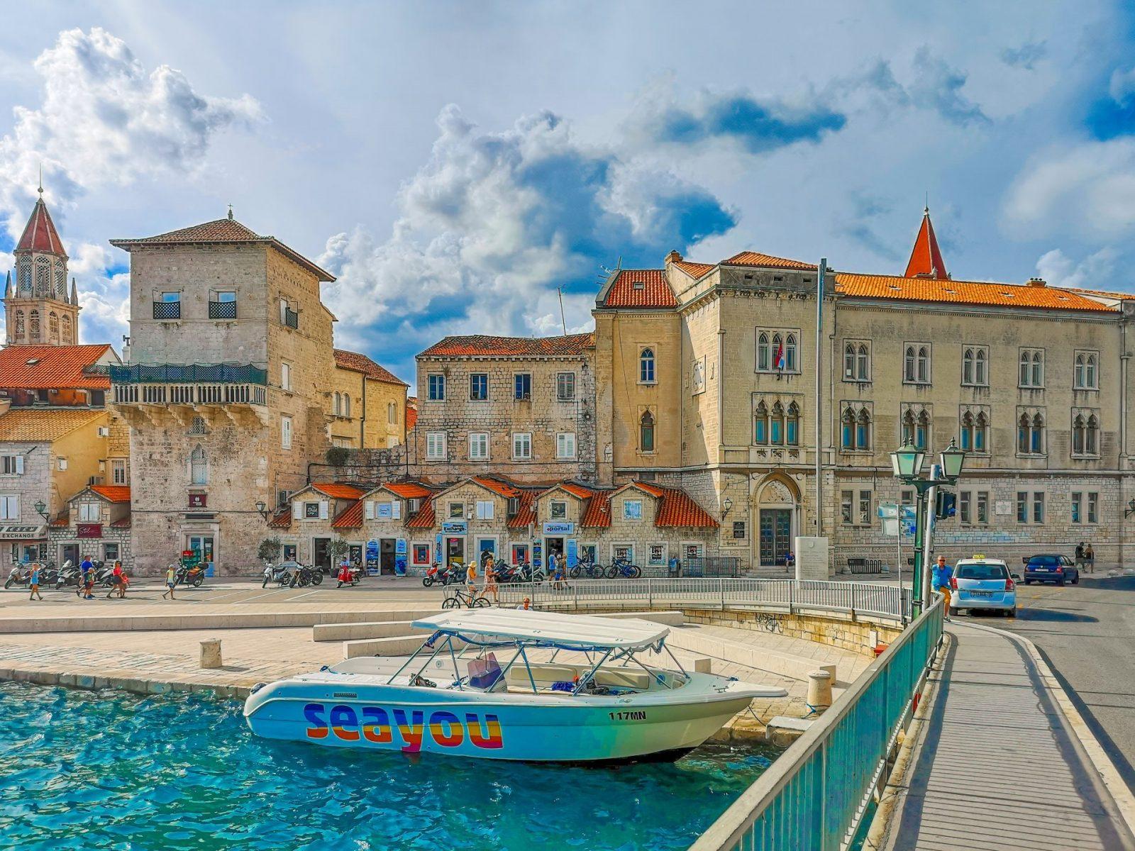 UNESCO town Trogir
